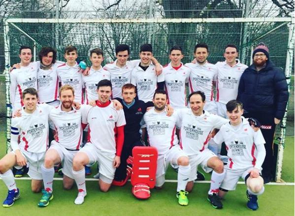 Clontarf Hockey Club Men's 1s