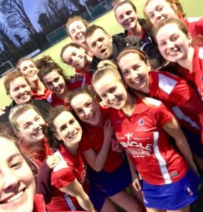 Clontarf Hockey Club Ladies 2s