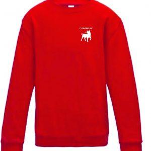 Clontarf Hockey Club Sweatshirt Front