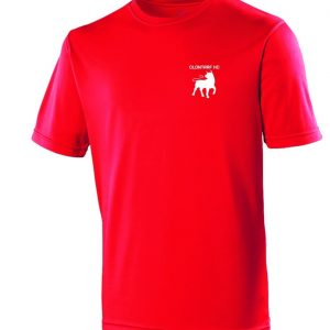 Clontarf Hockey Club T-Shirt Front